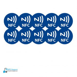 NFC-tags-29mm-blauw