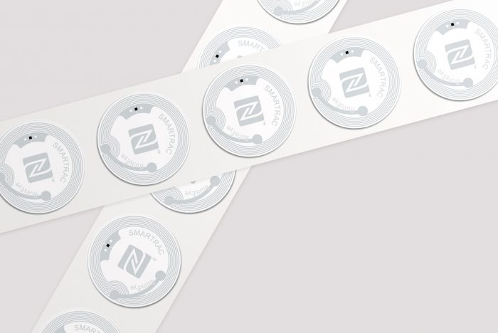 NFC Tags 38mm extra grote scansterkte