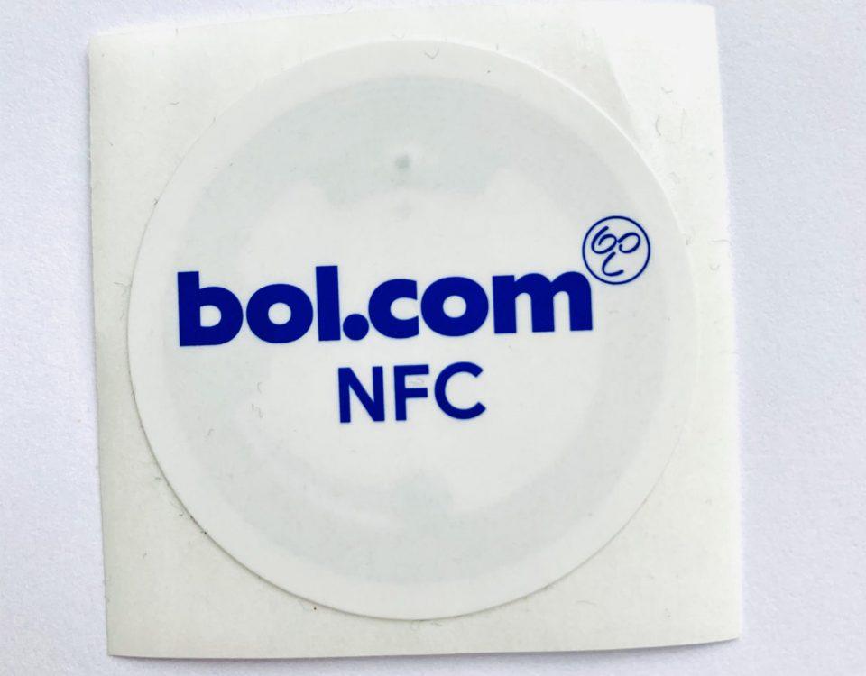 NFC sticker bol.com
