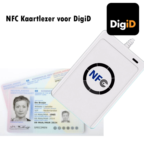 NFC-kaartlezer-DigiD